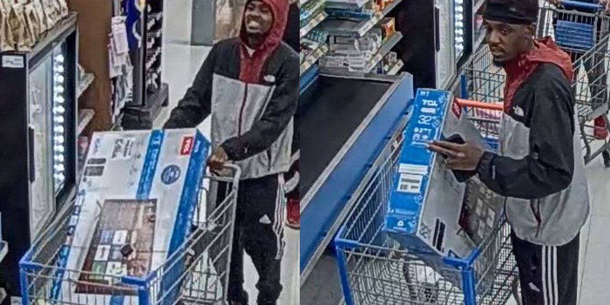 Man caught on video using stolen credit card in Chesterfield