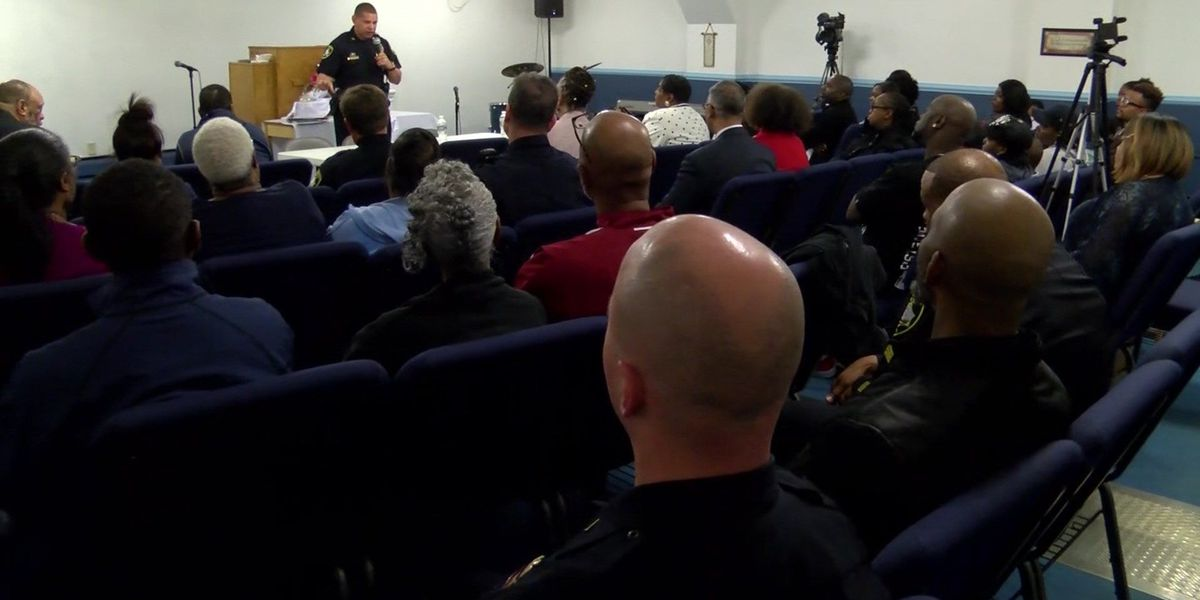 Community at Petersburg crime meeting: 'This needs to stop!'