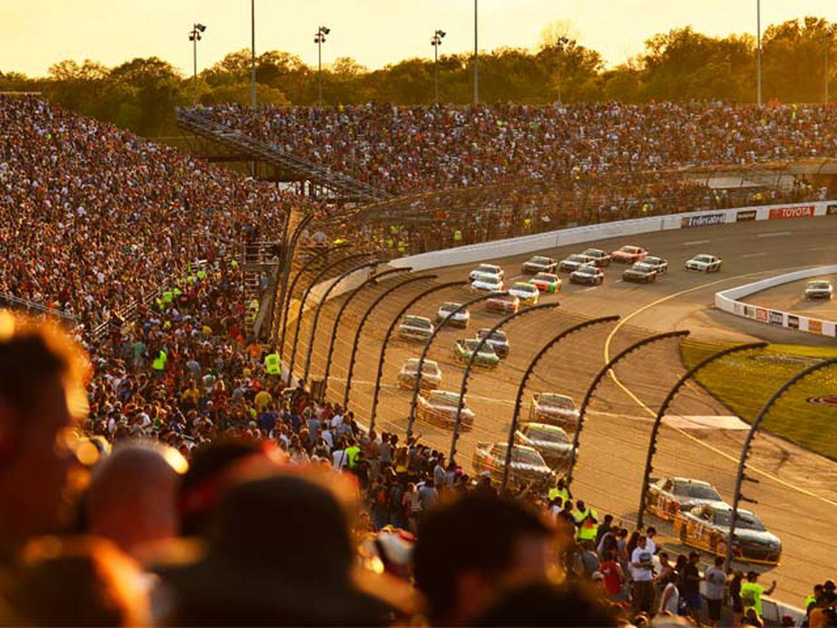 Richmond Raceway hosting free Open House for NASCAR fans