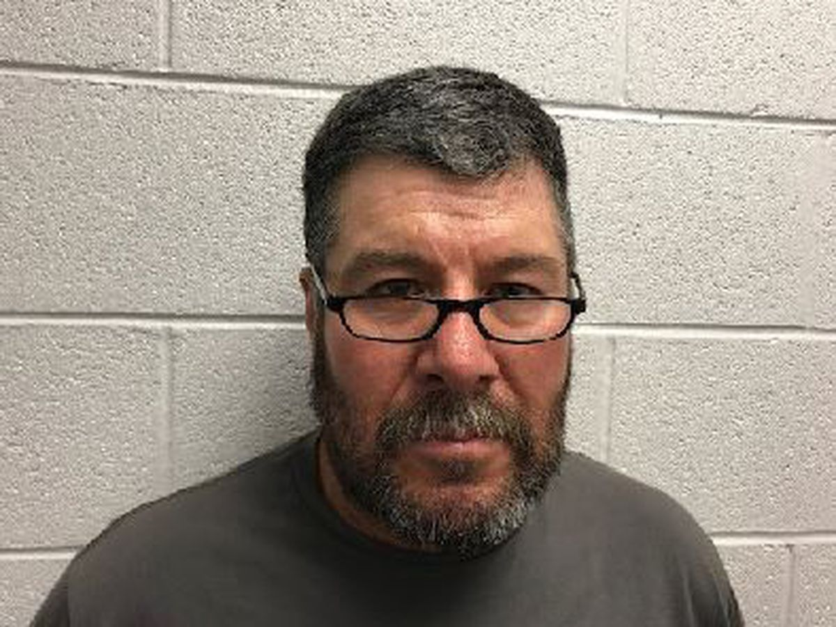 Man out on bond charged with violating protective order