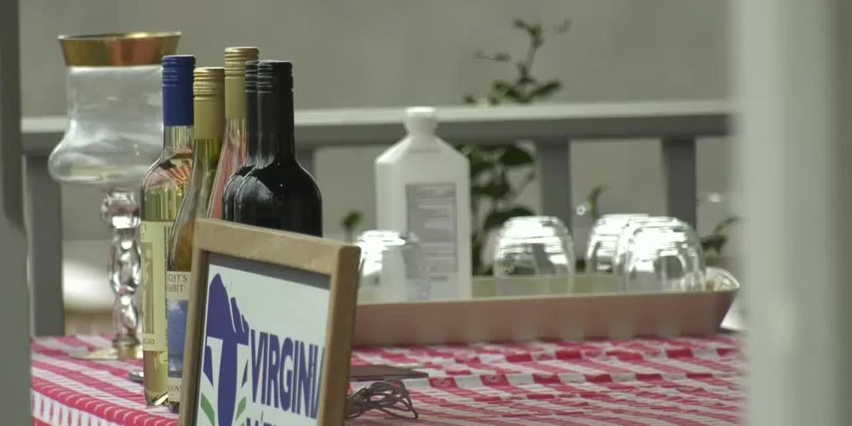 Central Virginia wineries look forward to less restrictions in coming months