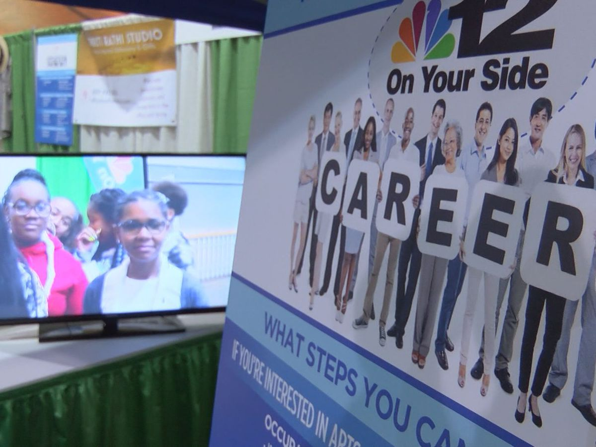 Thousands of 8th graders learn about future careers at Mission Tomorrow