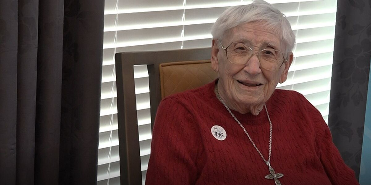 Fishersville woman celebrates 101st birthday weeks after beating COVID-19