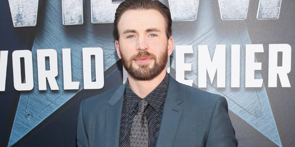 Chris Evans goes political without getting political