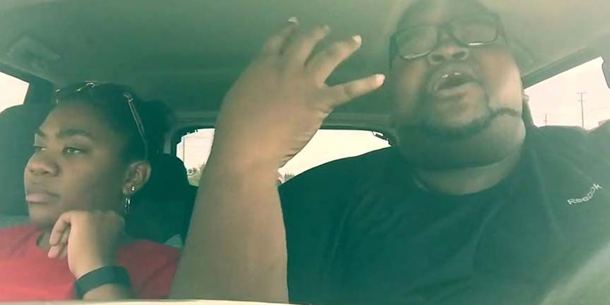 VIDEO: Man irritates sister by lip-syncing during 7-hour road trip