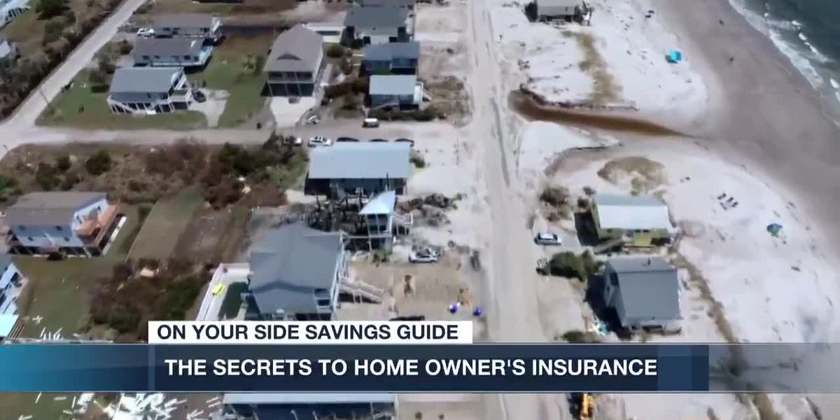 The things that affect how much you pay for home owner's insurance