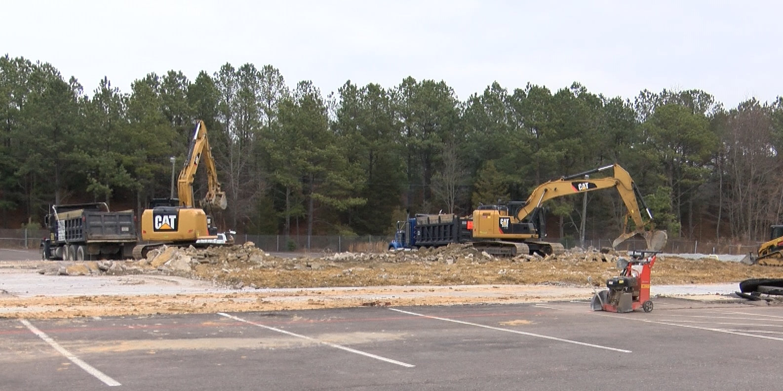 Construction on new Hopewell Moose Lodge begins