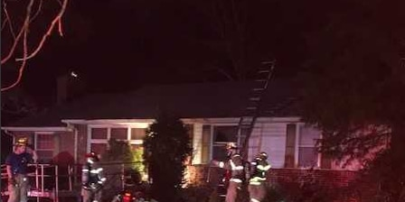 Henrico firefighters respond to 2 fires in less than 2 hours