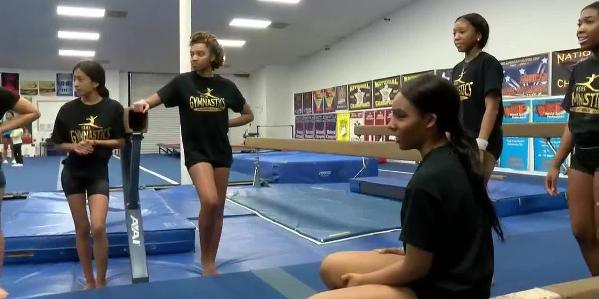Highland Springs gymnastics program springing forward