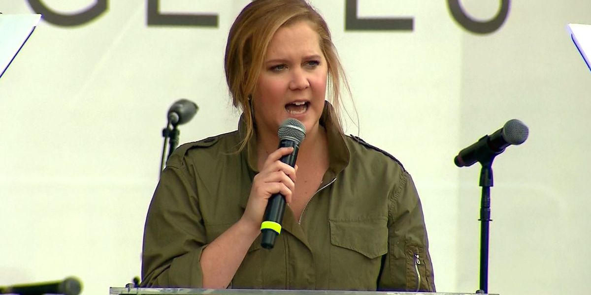 Amy Schumer calls for Boycott of Wendy's over alleged sexual assault of farm workers