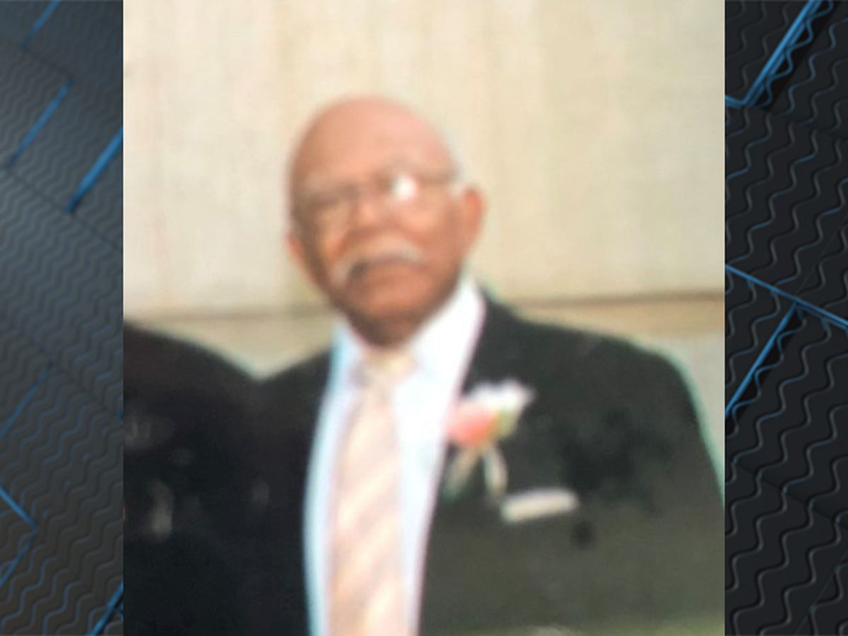 Sheriff's office searching for missing 83-year-old with cognitive issues