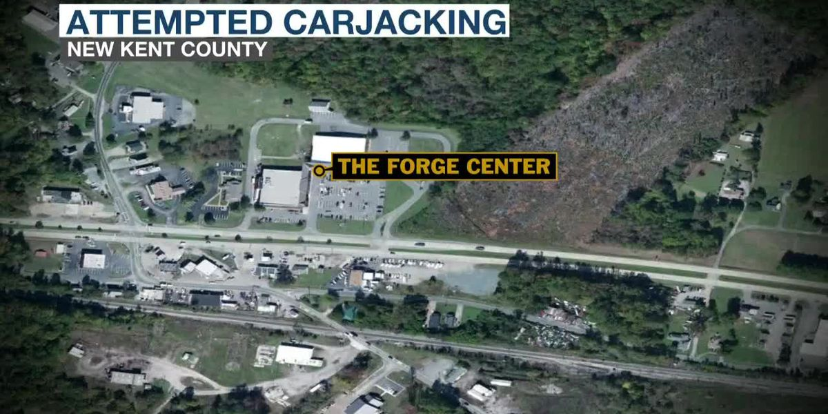 2 shot in attempted car jacking in New Kent