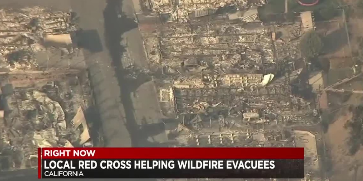 Richmond Native loses everything in deadly California wildfires