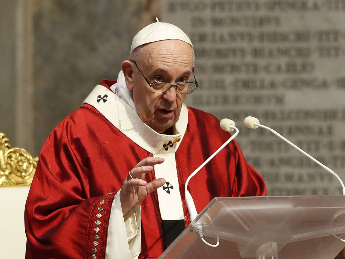 Groups react to Pope Francis' endorsement of same-sex civil unions
