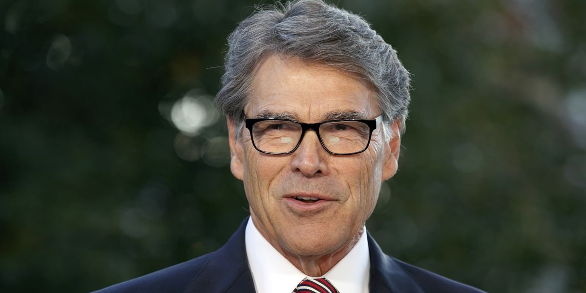 After push from Energy Secretary Perry, backers got huge gas deal in Ukraine