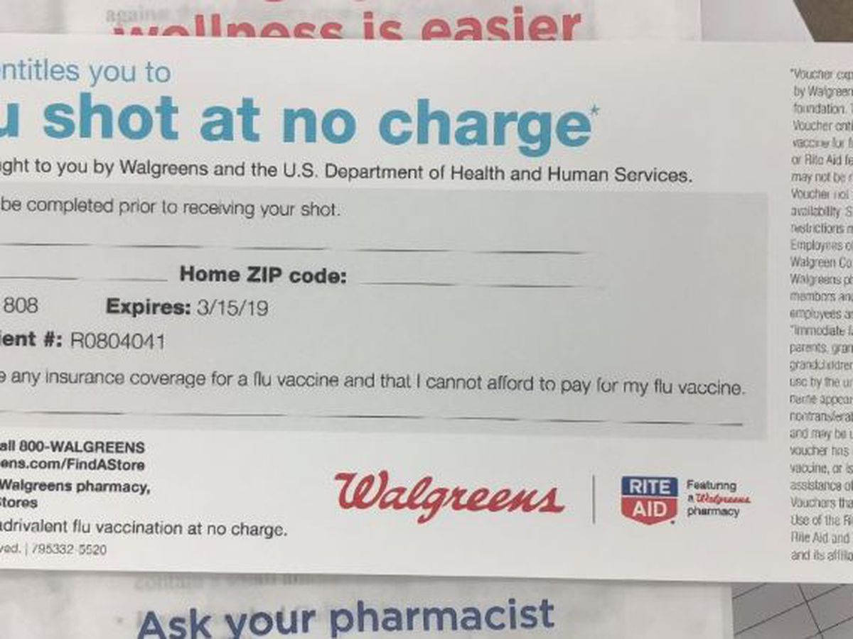 No health insurance? Here\'s where to get a flu shot in Richmond!