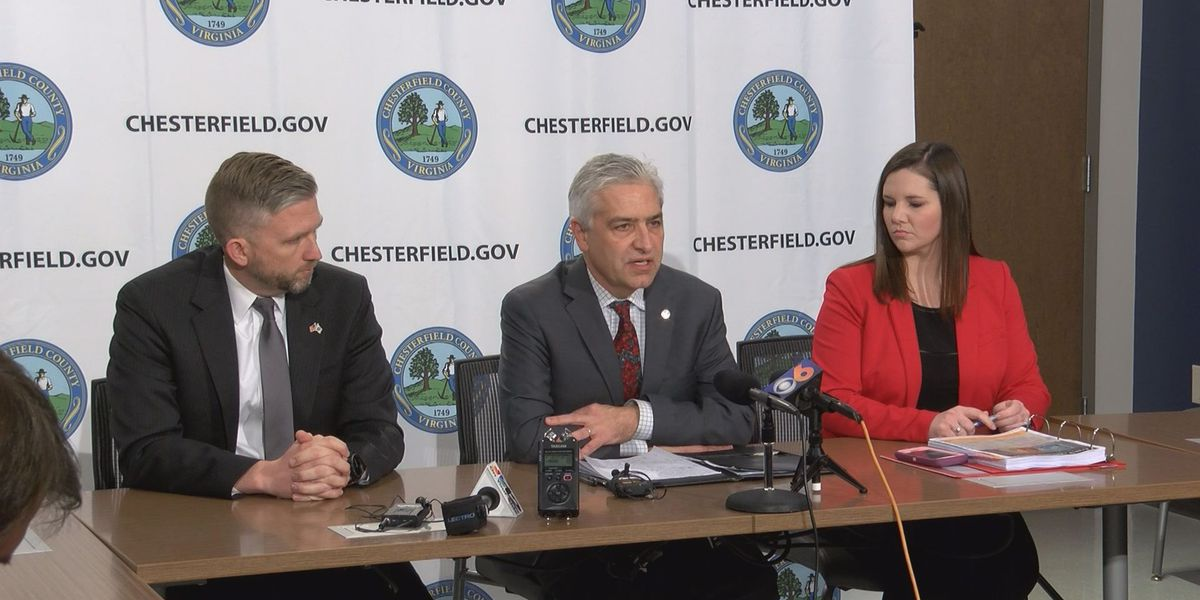 Chesterfield budget includes raise for teachers, no property tax increase