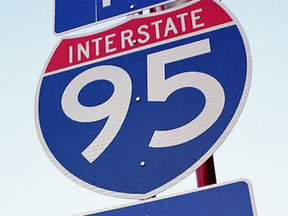 Utility work to close all lanes of I-95 overnight