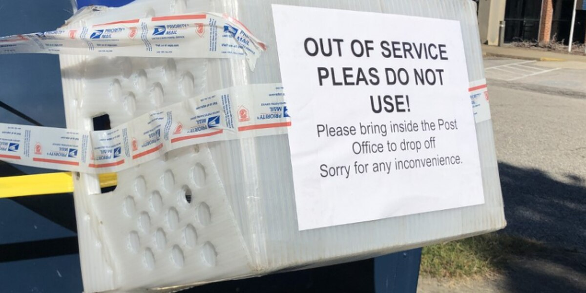 Postal Inspection Service offers $10,000 reward in collection box tampering