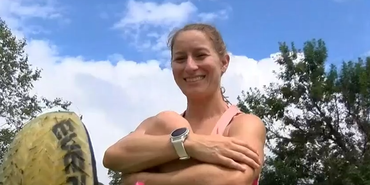 Richmond triathlete competing for title of Ms. Health and Fitness 2020