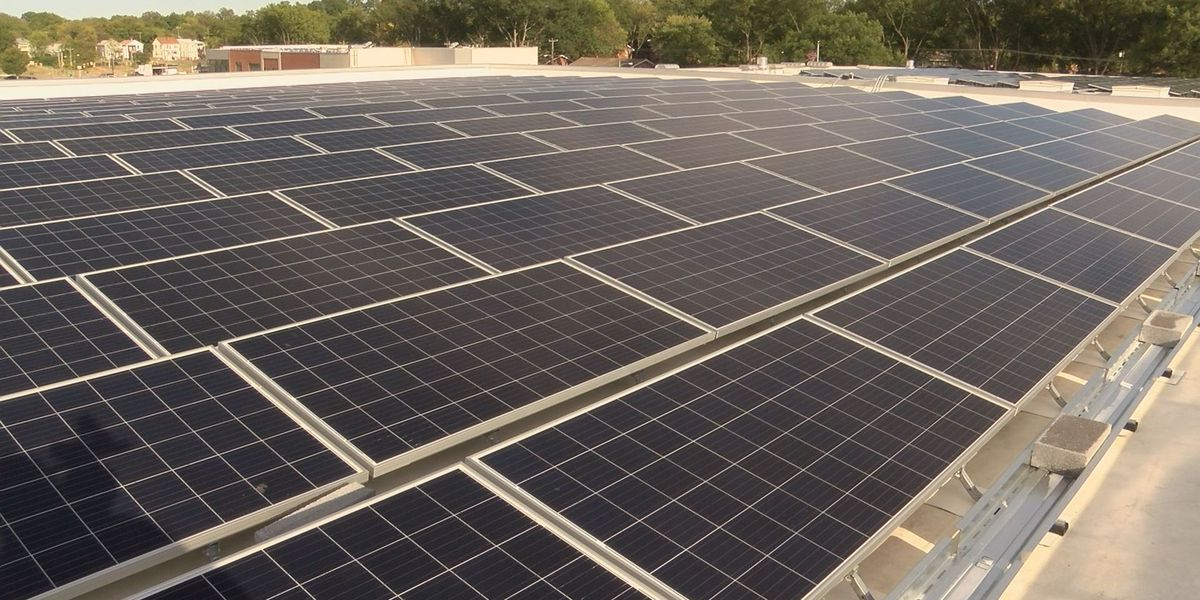 13,000 solar panels installed across 10 Richmond public schools