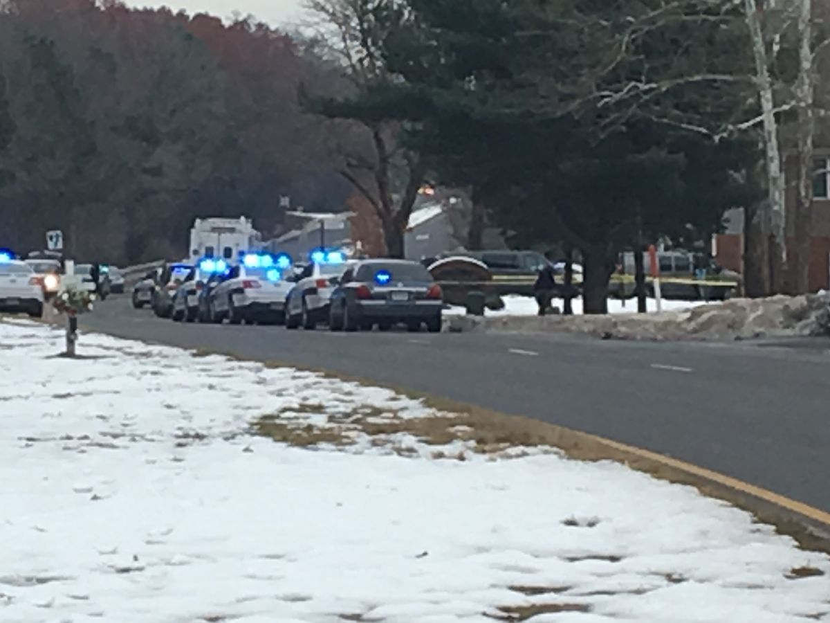 Death investigation underway after Henrico shooting; nearby school locked down