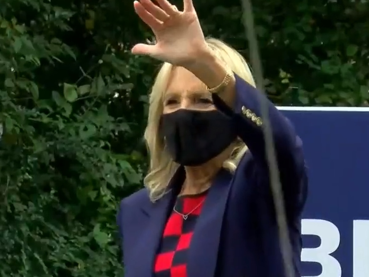 LIVE at 3: First Lady Dr. Jill Biden to meet with community, leaders at VCU