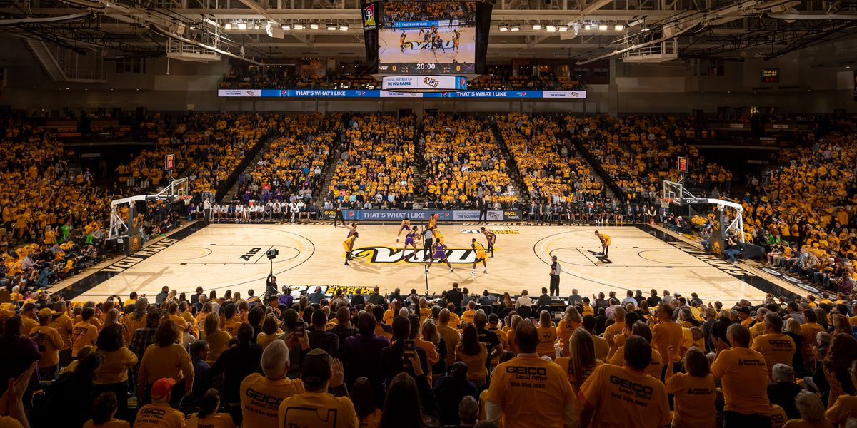 VCU anticipating full capacity for basketball in 2021-2022