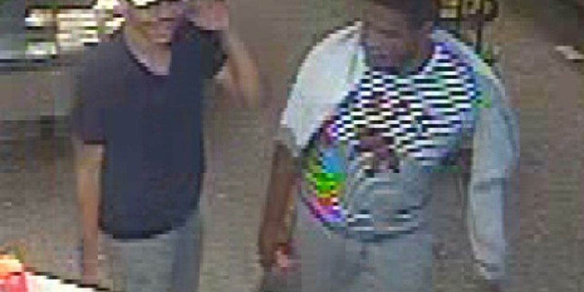 2 suspects wanted in theft at Chesterfield Wawa