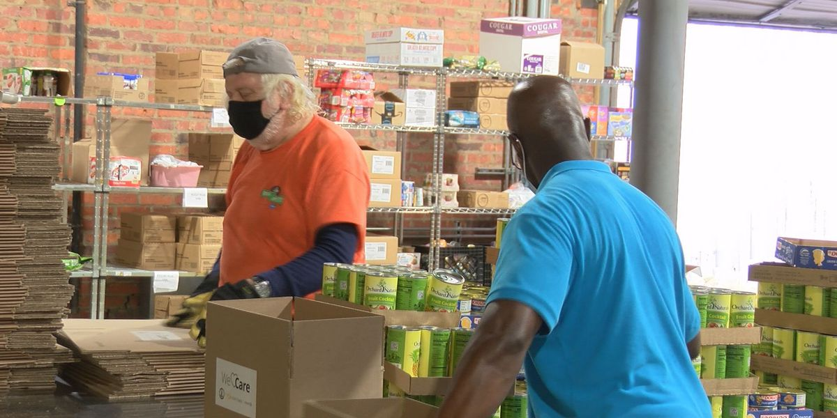 Demand on food banks even greater after holidays