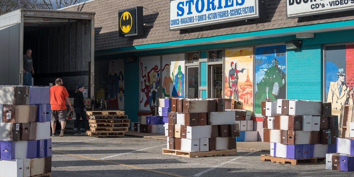 Some Stories Comics locations are now closed