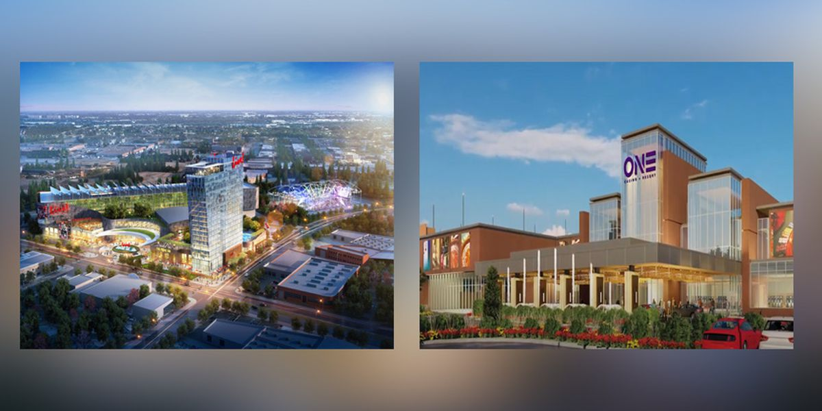 Richmond casino shortlist reduced to two proposals