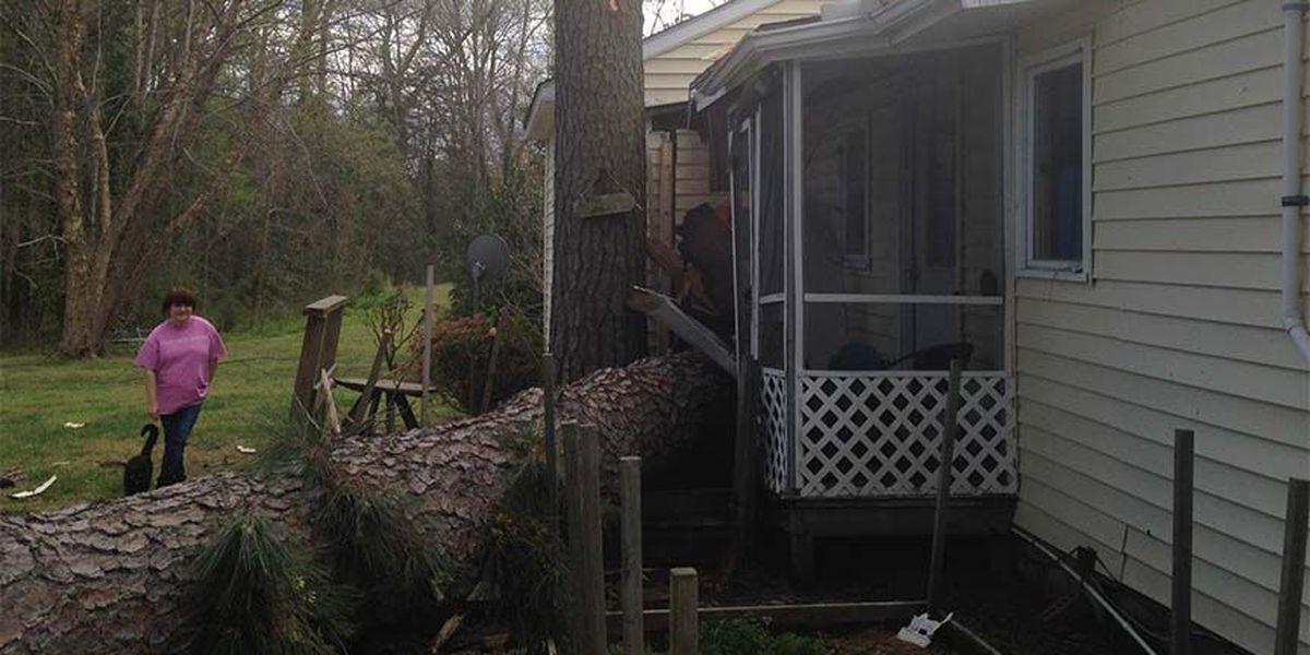 NWS confirms tornado hit near Irvington