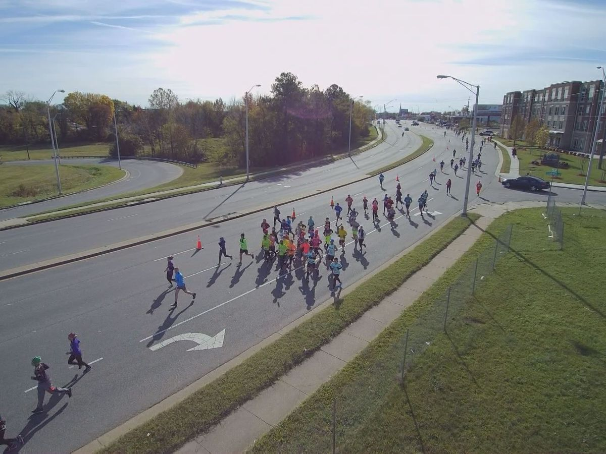 Unique Richmond Marathon ends Sunday