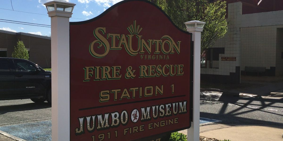 Staunton under burn ban until further notice