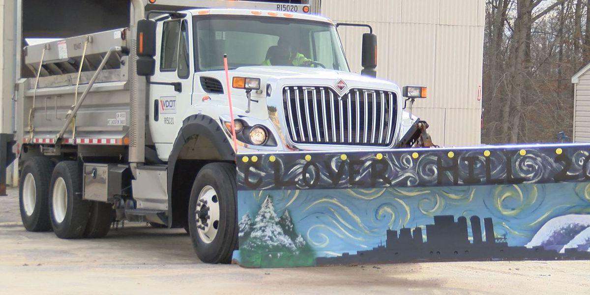 VDOT pre-treating roads ahead of possible winter storm
