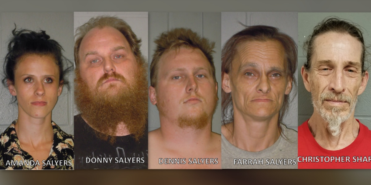 5 charged with hate crimes in alleged attack on Virginia pastor
