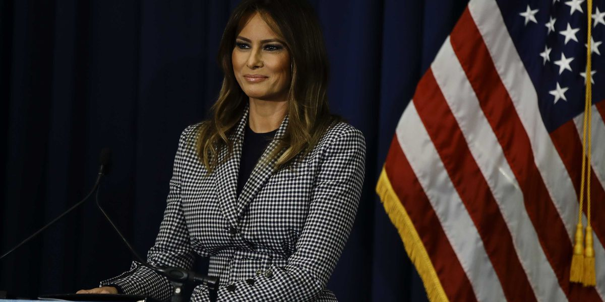 First lady calls opioids 'worst drug crisis' in US history