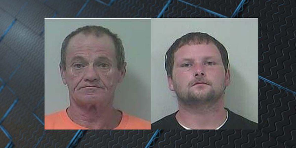 Meth, heroin and marijuana seized, 2 arrested in Caroline