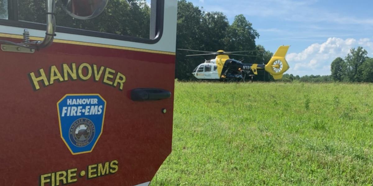 3 critically injured in Hanover County ATV crash