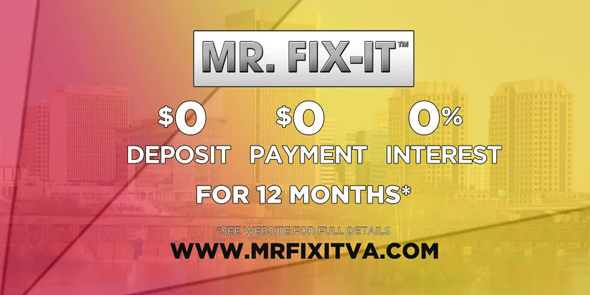 Mr. Fix It's Gutter Helmet and Payment Relief Program