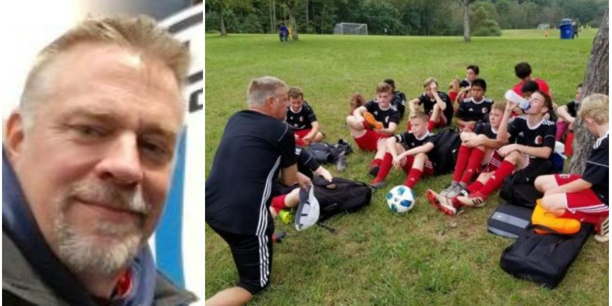 Spotsylvania County youth soccer coach dies of coronavirus