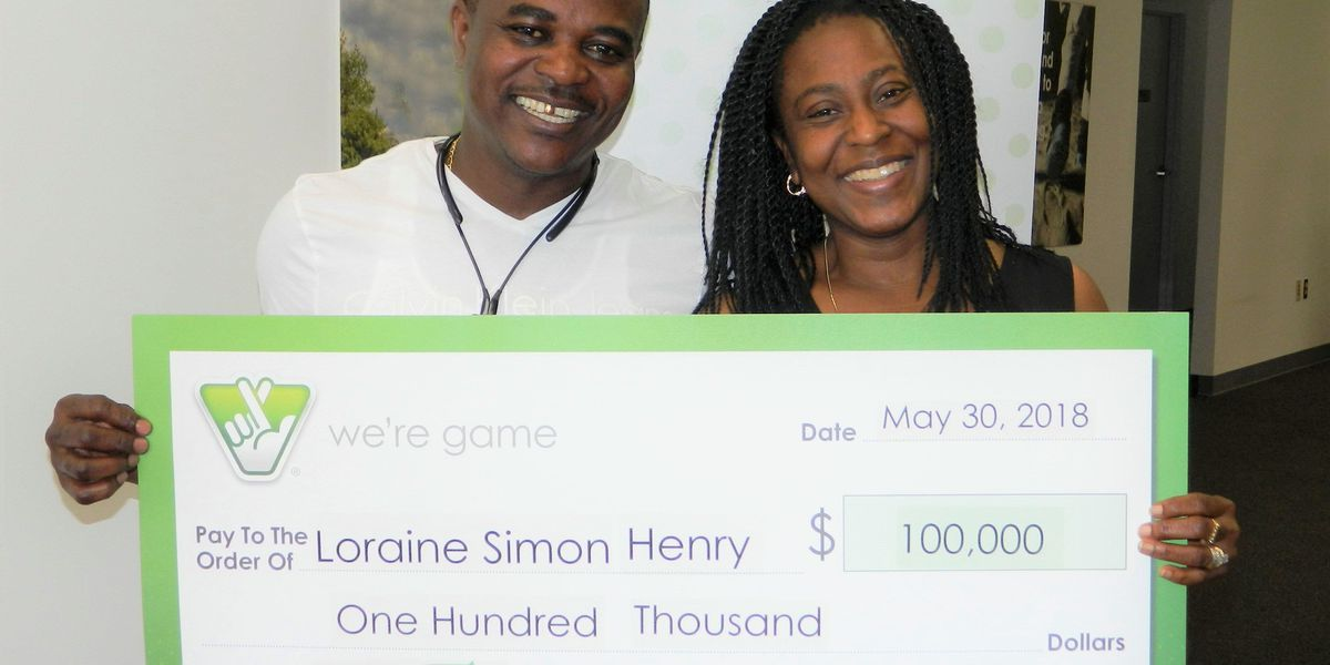 Virginia woman wins lottery using fortune cookie numbers