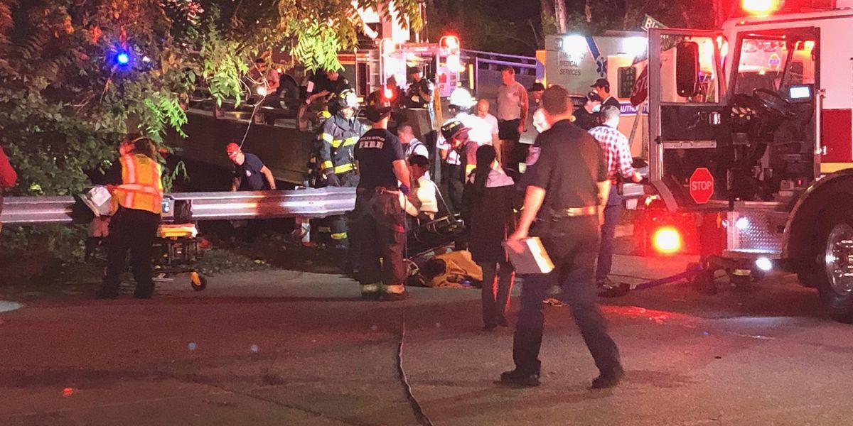 Police: 3 men involved in deadly Richmond crash were shot
