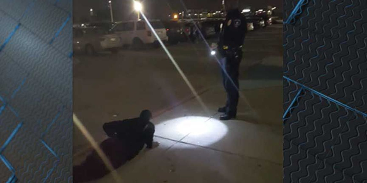 Officer offers teen push-ups instead of jail time