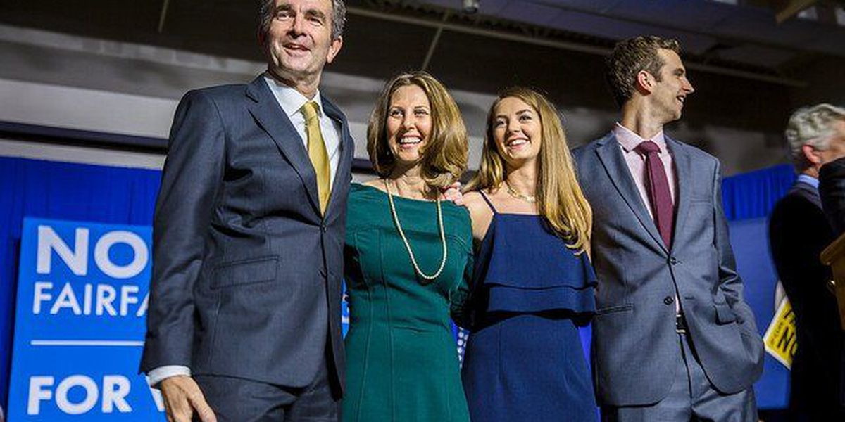 Meet Virginia's new First Lady Pam Northam