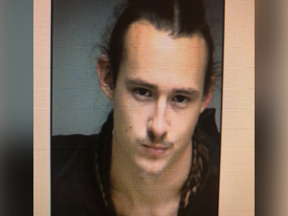 Campbell County man wanted on felony charge