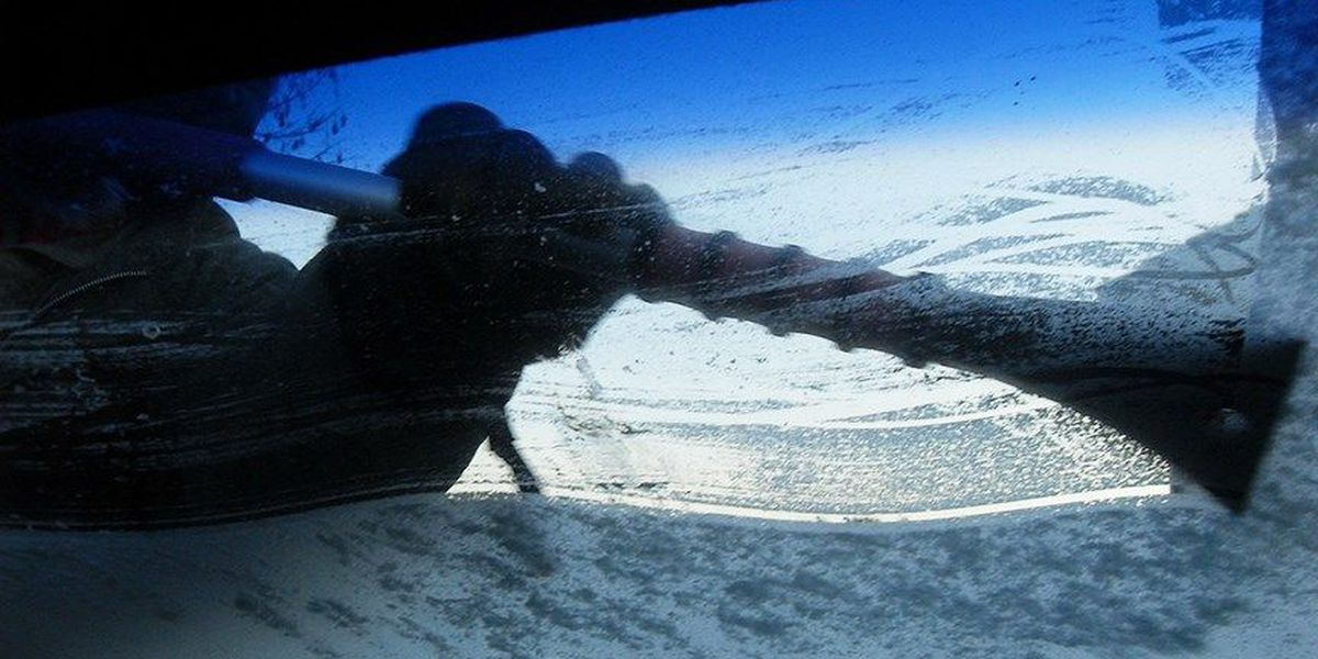 Police: Thieves may have shattered windshields because of ice