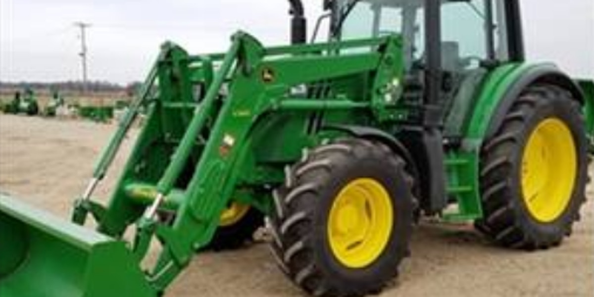 Investigators search for people who damaged expensive farming equipment