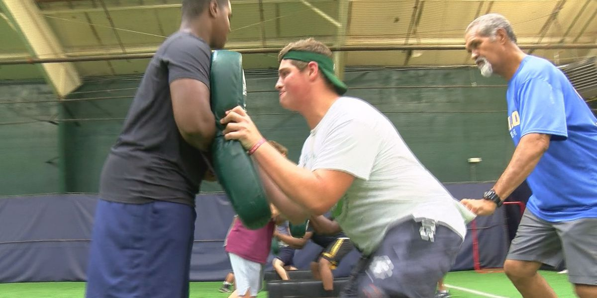 Derby offensive linemen camp returns to Richmond area